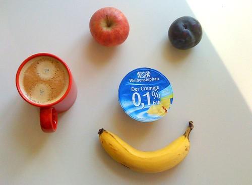 Der Cremige, Elstar, Pflaume & Banane