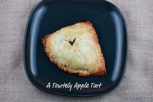 A Tourtely Apple Tart - Tuesdays with Dorie