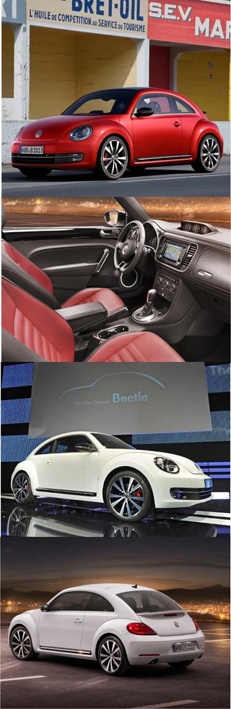 VW Beetle 2011