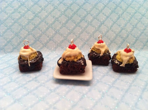 Brownie Charms