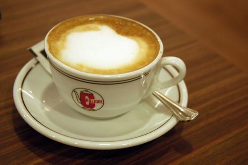 Upper Crust - Cappuccino