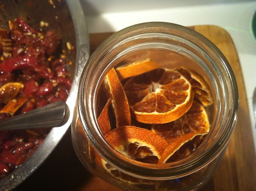 What to do with Dehydrated Orange Slices Preserving Recipes Orange