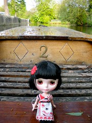 she's on a boat (109/365)