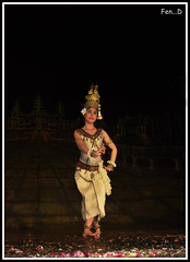 Feel.... (The PaPa of Qs) Tags: travel people dance cambodia tour traditional siemreap apsara flickraward earthasia screamofthephotographer bestofmyphotos flickrtravelaward