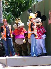 Aulani Commercial Shoot (coconut wireless) Tags: goofy hawaii construction stitch pacific dale waikiki oahu disneyland disney mickey disneyworld mickeymouse daisy chip pluto honolulu wdw donaldduck koolina daisyduck kapolei aulani