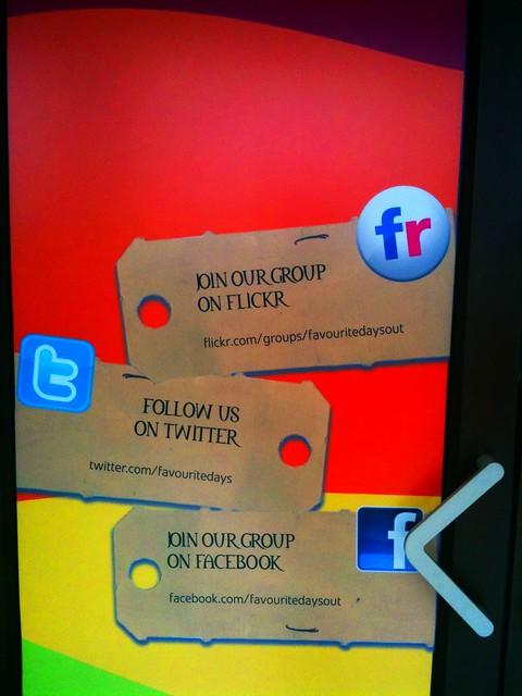 Social media at Cheshire Oaks