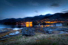 Omastrand, norway (adversphoto) tags: norway hdr hardanger strandebarm