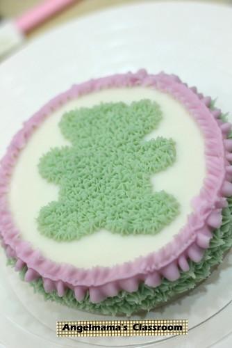 天使媽媽蛋糕皂教學 010