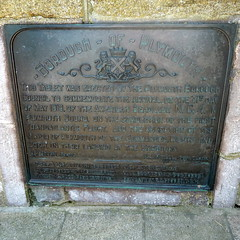 Photo of Bronze plaque number 6782