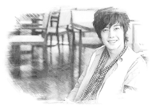Portraits of Kim Hyun Joong