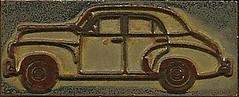 auto classic car metal print die antique printing fx tool holden 48215