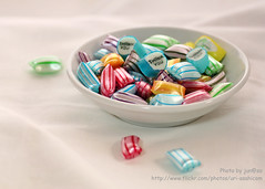 Thank you! (jun@sa) Tags: cute closeup colorful candy little small