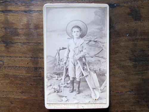 bisavô camilo