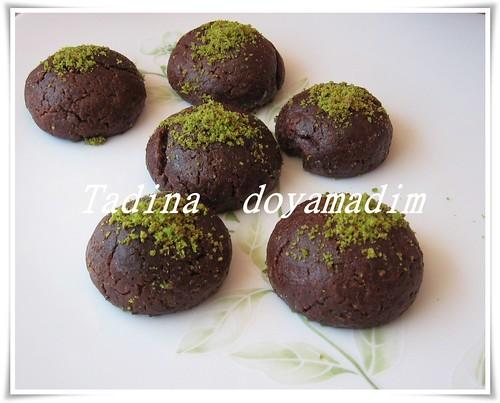sütlü kakaolu ıslak kurabiye