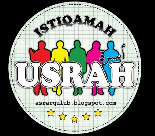 Sticker & Badge Istiqamah Usrah-01