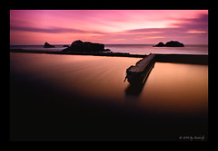 Sutro Baths (Jay Tankersley Photography) Tags: ocean california sunset seascape landscape san francisco long exposure pacific baths sutro