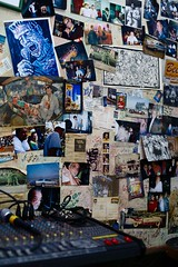 Day 188: Venice Cafe wall by allankcrain