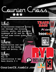 Courier CX Flier