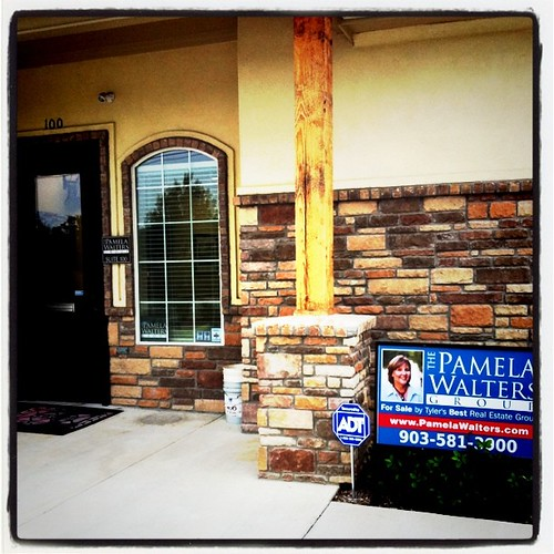 Pamela Walters Real Estate Company in Tyler TX