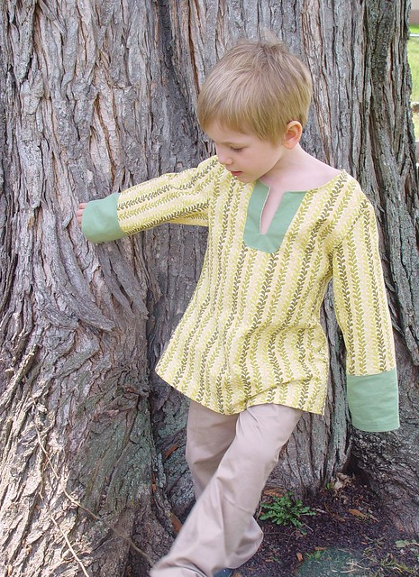 Connor's Easter Tunic, view 1
