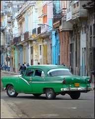 yank tanks of yesteryear...... (ana_lee_smith in cuba) Tags: street travel blue green tourism car architecture vintage automobile colours traffic symbol body garage wheels havana cuba colonial photojournalism nostalgia bumper american 1950s maintenance trunk vehicle nostalgic hood windshield habana iconic mechanic repairs yesteryear vedado habanavieja photosofcuba photosofhavana analeesmith cubatoday usaspast analeesmithincuba yanktanksofyesteryear