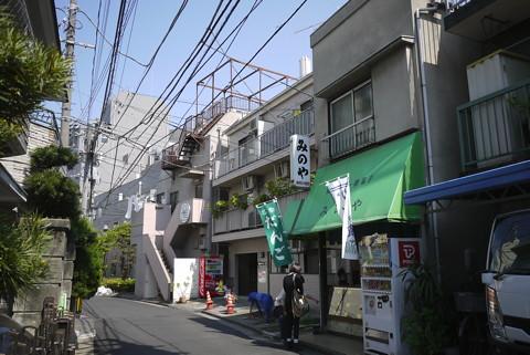 もうすぐ地下化される東横線渋谷駅界隈