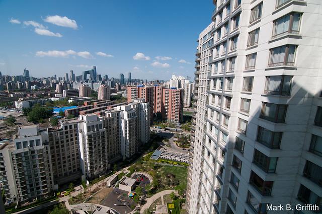 The Blue Side of Beijing