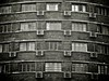 windows and airconditioners (Brett Elmer) Tags: china street white black canon buildings shanghai g11