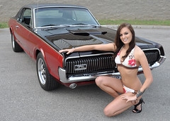 """1968 Cougar Photo Shoot With Kara • <a style=""""font-size:0.8em;"""" href=""""http://www.flickr.com/photos/85572005@N00/5663613096/"""" target=""""_blank"""">View on Flickr</a>"""