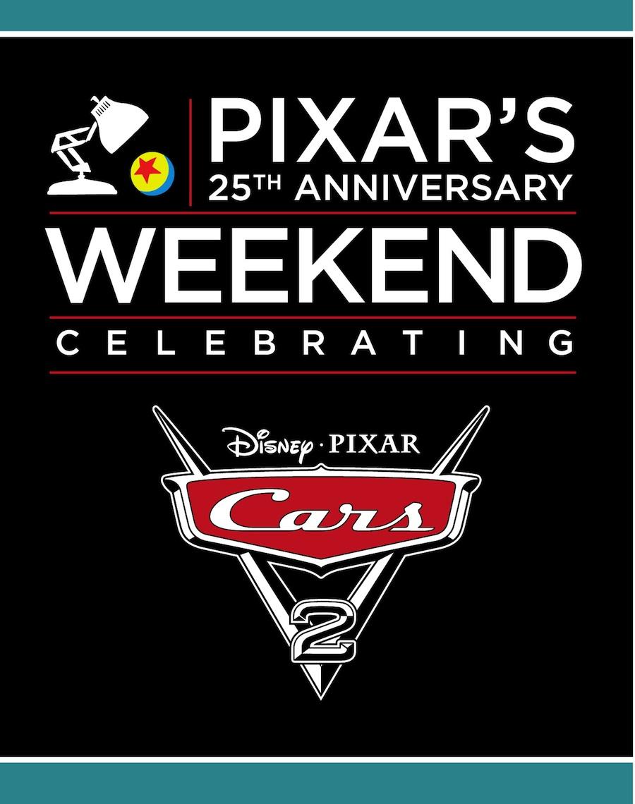 Pixar's 25th Anniversary Weekend
