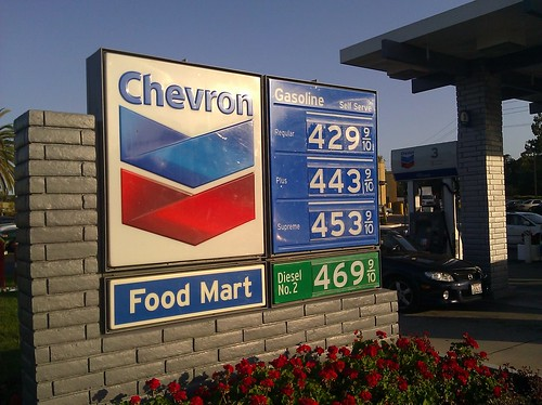 Chevron @ Homestead/Foothill