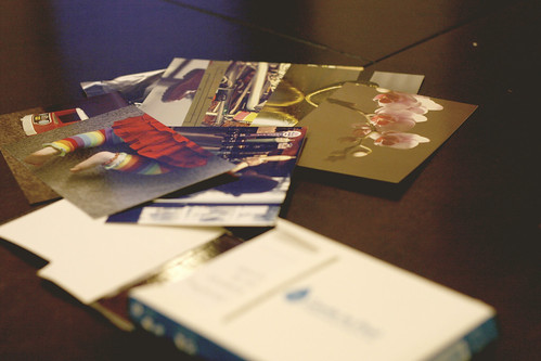 115:365, Post cards