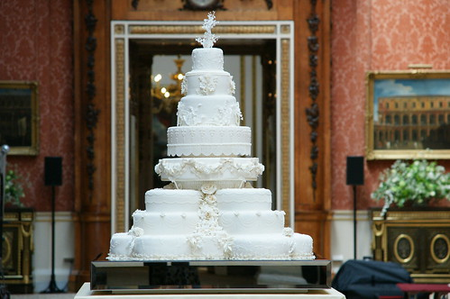 The Royal Wedding Cake by The British Monarchy