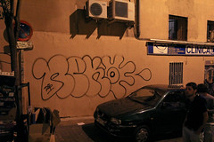 neko & suso33 (dug_da_bug) Tags: madrid graffiti spain abc neko suso suso33 nekoabc