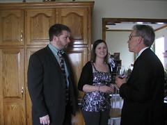 Eric, Jodi and Austin's family (Niki Gunn) Tags: austin memorial missouri april openhouse 2011 olympusc4040z