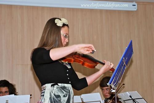 concierto Alumnos del Conservatorio de Melilla