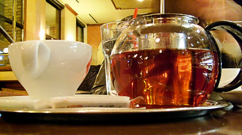 Rooibos Orange-Cince Tea