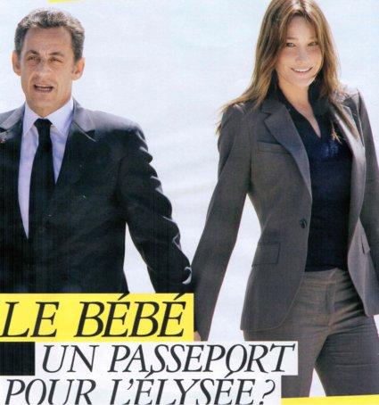 11d30 Grazia Bebe pasaporte para el Elíseo