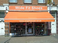 Picture of Wide Fit Shoes, HA3 8DN