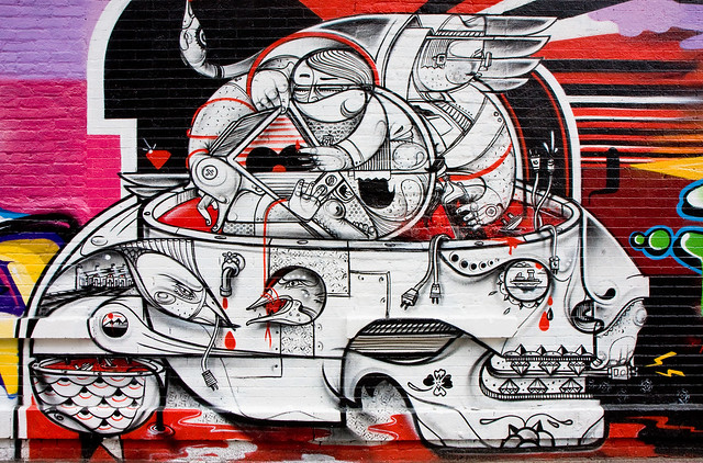 Tats Cru (How & Nosm)