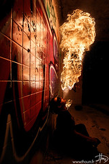 Flamme (Tom Lacoste) Tags: fire burn crew das concept flamme gora feu firebreathing bcc jongle cracheur crachage