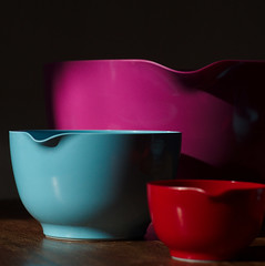 Set of Kitchen Bowls