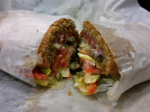 Original Italian Sandwich on Thin-Cut Wheat Bread