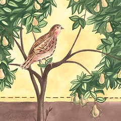 Partridge in a Pear Tree - Something to Cherish