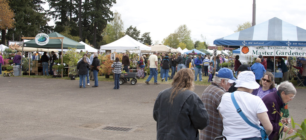 canby plant sale 2