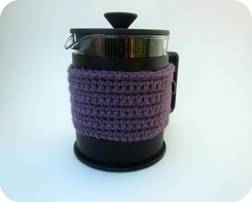 French Press Cozy 007