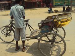 Rickshaw in Nepalganj