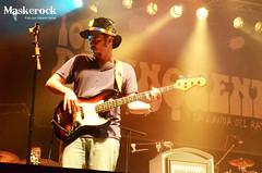 Los Delinqüentes # Viña Rock 2011