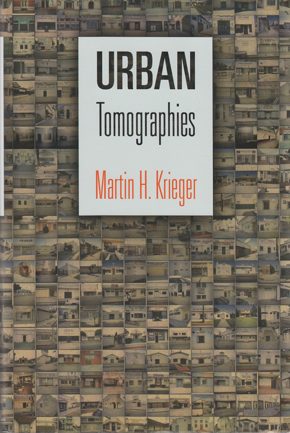 Urban Tomographies Cover