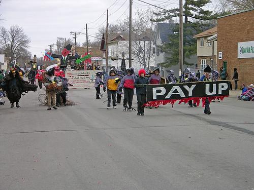 MayDay 2011 Pay Up!